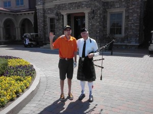 Jarrad is one of the friendliest and most golf knowledgeable people you will meet hanging around TPC Sawgrass!