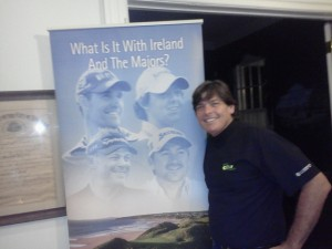 """I wonder now why Kaye Kessler was not pictured in the """"Meet the Irish"""" promotional material?"""