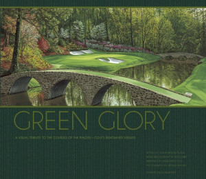 """Green Glory"" by Linda Hartough and Patrick Drickey is the ultimate Major visual reference in golf."