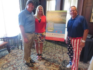 Saturday is Loudmouth Day at THE PLAYERS & the Lot Party!