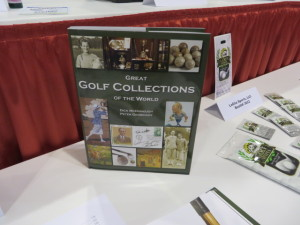There she was sitting on a table in the New Products Zone at the PGA Merchandise Show.