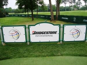 World Golf Championship, the Bridgestone Invitational at Firestone CC.