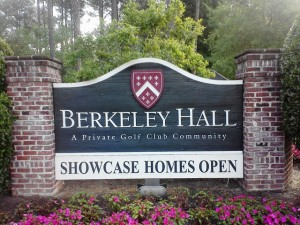 Berkeley Hall is a special place with 36 Tom Fazio-designed holes.